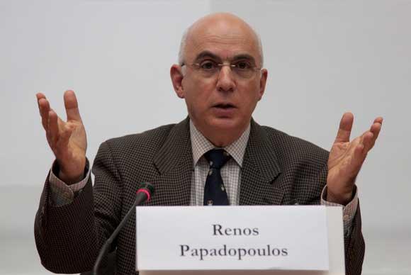 Dr Renos Papadopoulos